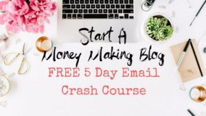 FREE 5-Day Email Crash Course